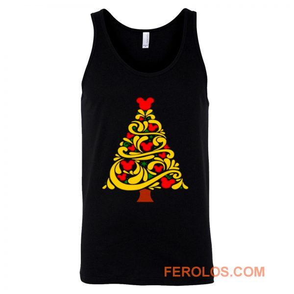 Mickey Christmas Tank Top