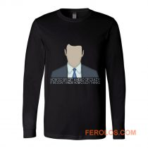 Mindhunter Holden Ford Long Sleeve