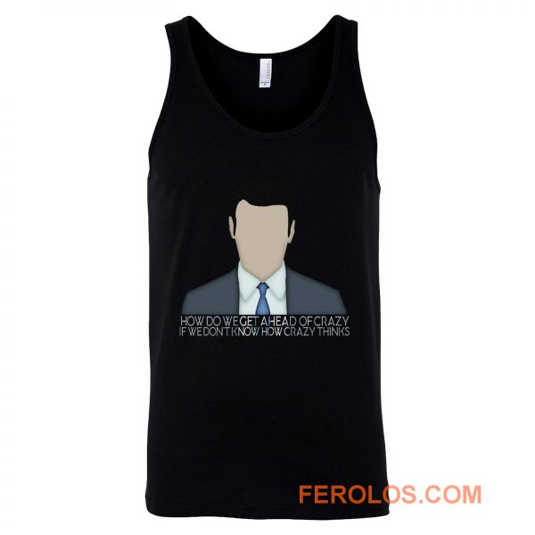 Mindhunter Holden Ford Tank Top
