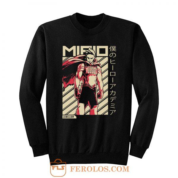 Mirio Togata Lemillion Sweatshirt