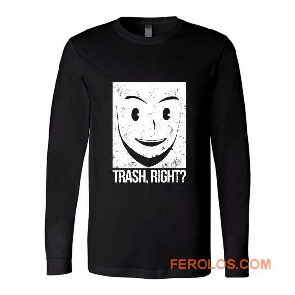 Mirio Togata Trash Right My Hero Academia Long Sleeve