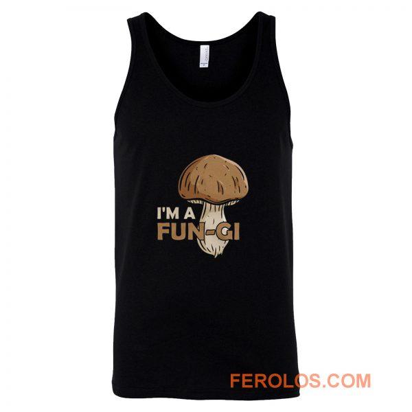 Morel Picker Mushrooming Hunters Mushroom Hunting Gift Im A Fungi Tank Top