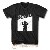 Mrs Bouvier Grampa T Shirt