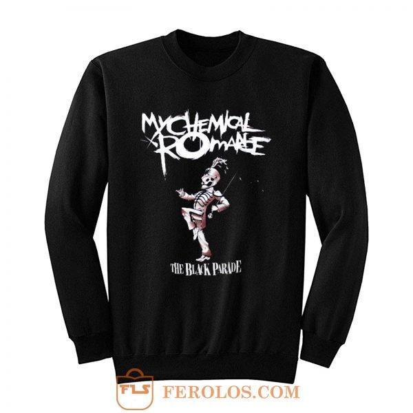My Chemical Romance Punk Rock Band Sweatshirt