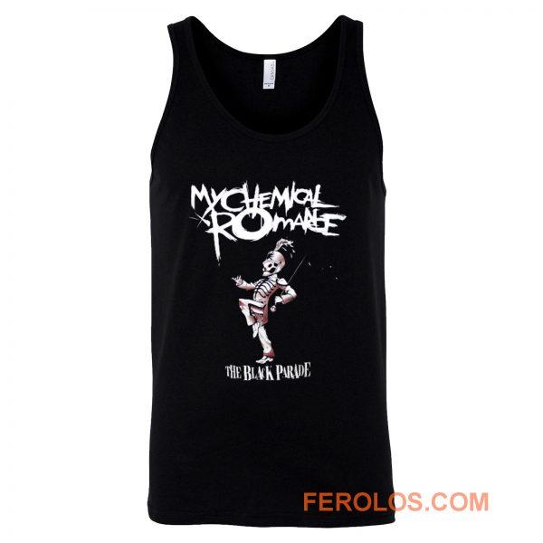 My Chemical Romance Punk Rock Band Tank Top