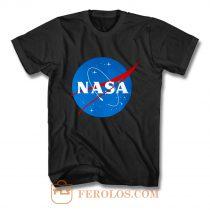 Nasa Meatball Logo Worm T Shirt