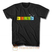 New Big Bang Theory Bazinga Cooper Sheldon Funny T Shirt