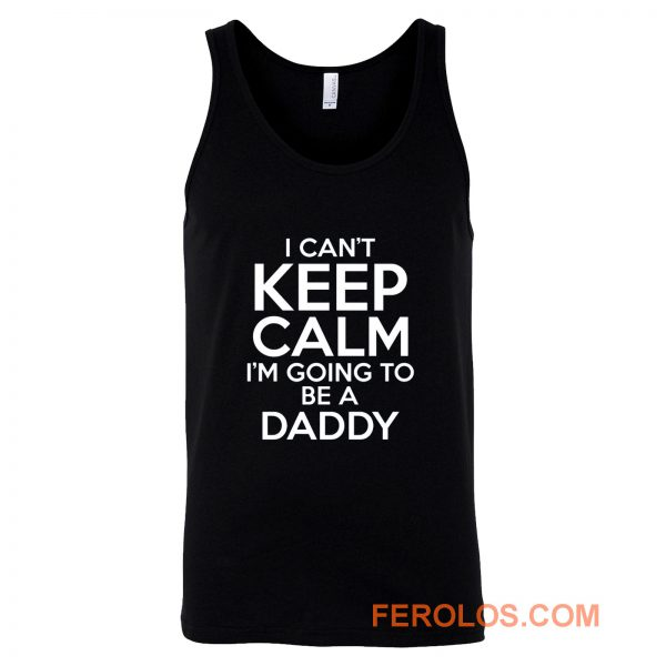New Daddy Gifts New Daddy Tank Top