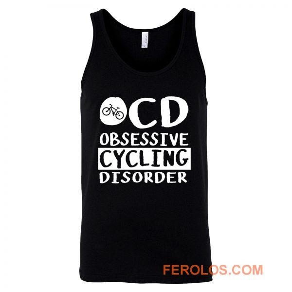 Obsessive Cycling Disorder Tank Top