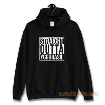Overlord Straight Outta YGGDRASIL Hoodie