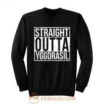 Overlord Straight Outta YGGDRASIL Sweatshirt