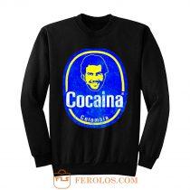 Pablo Escobar Colombia Cocaina Cool Sweatshirt