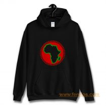 Pan African Egyptian Ankh African Hoodie