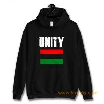 Pan African Unity Flag African Flag Hoodie