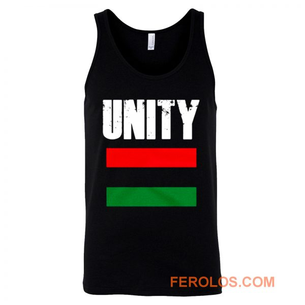 Pan African Unity Flag African Flag Tank Top