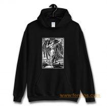 Paris Commune Angel Hoodie