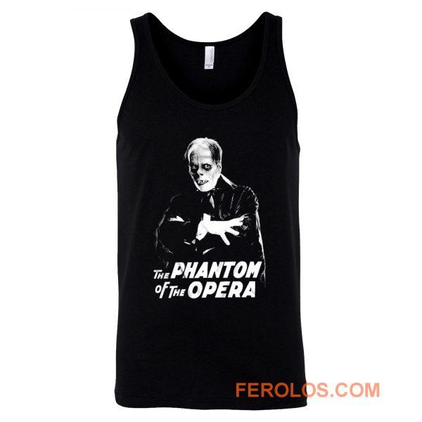 Phantom Of The Opera Tank Top
