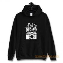 Photography Cameraman Hoodie