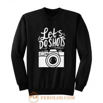 Photography Cameraman Sweatshirt