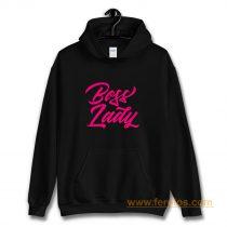 Pinky Boss Lady Hoodie