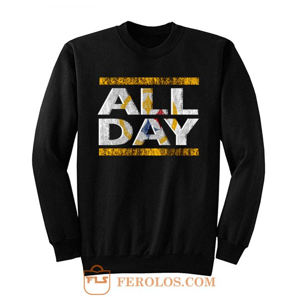 Pittsburgh Steelers All Day Sweatshirt