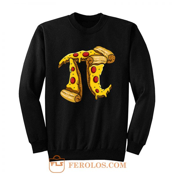 Pizza Pi Day 3 Sweatshirt