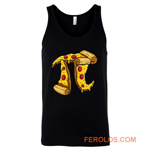 Pizza Pi Day 3 Tank Top
