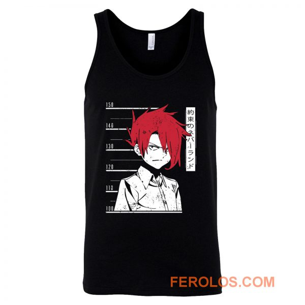 Promised Neverland Ray Tank Top