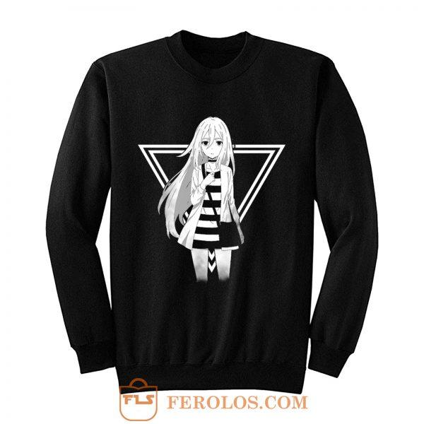 Rachel Ray Gardner Angels of Death Three Angel Sweatshirt