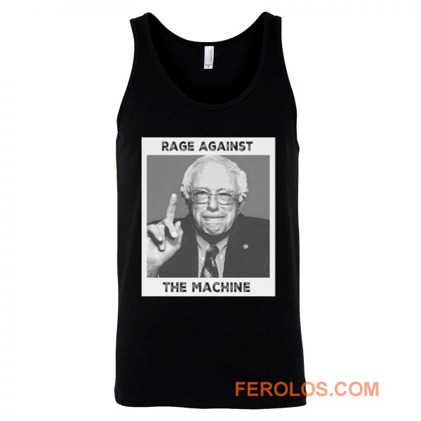 Rage Against The Machine Bernie Sanders Tank Top