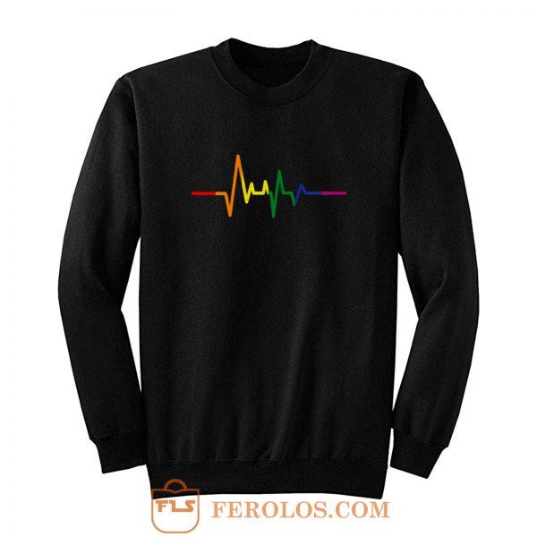 Rainbow LGBT Sweatshirt
