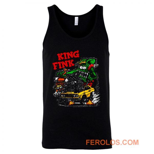 Rat Fink King Fink Tank Top