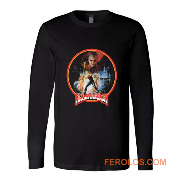 Rock Classic Flash Gordon Long Sleeve