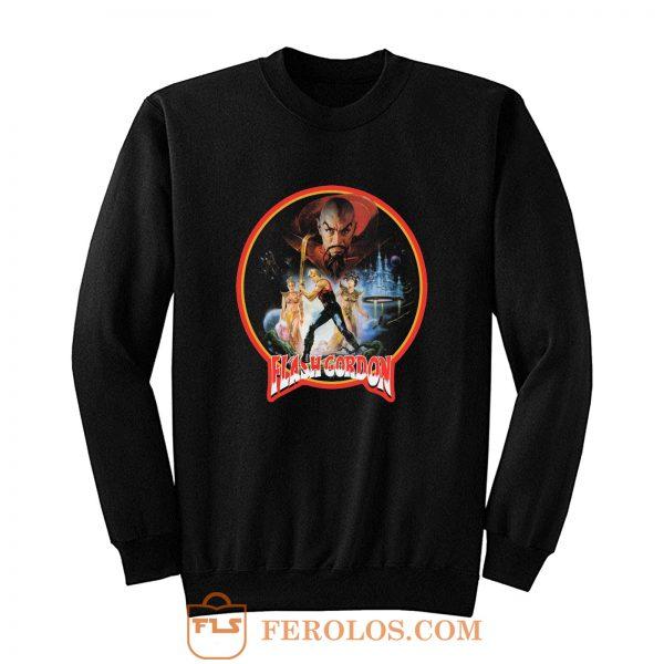 Rock Classic Flash Gordon Sweatshirt
