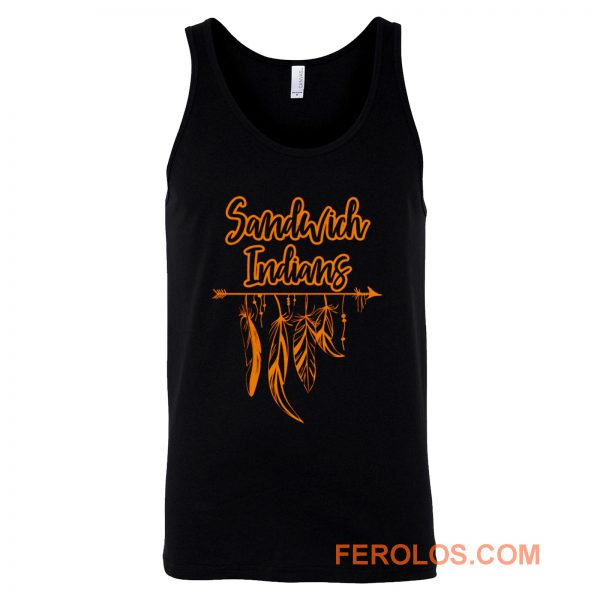 Sandwich Indians Tank Top