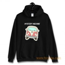 Scooby Doo Mystery Machine Car Hoodie
