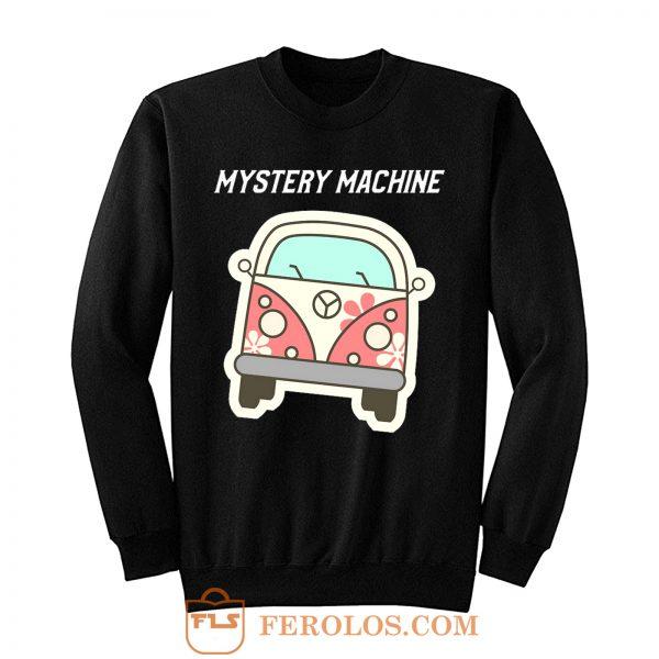 Scooby Doo Mystery Machine Car Sweatshirt