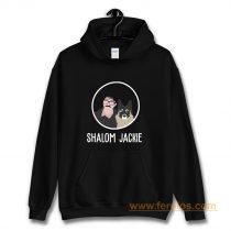 Shalom Jackie Doggie Lover Hoodie