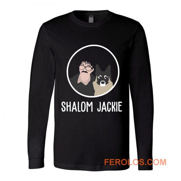 Shalom Jackie Doggie Lover Long Sleeve