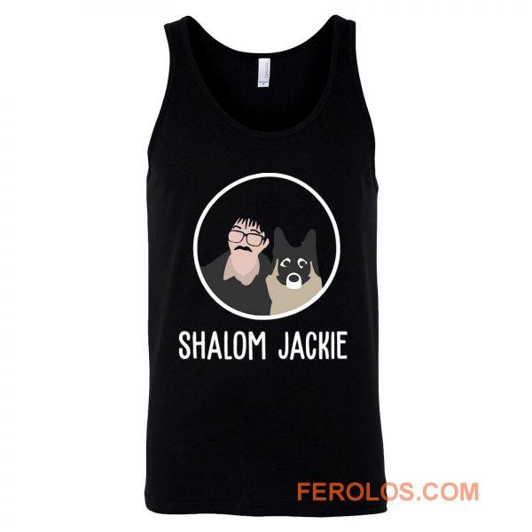 Shalom Jackie Doggie Lover Tank Top