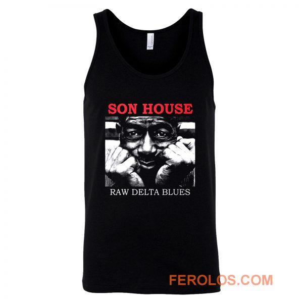 Son House Raw Delta Blues Tank Top