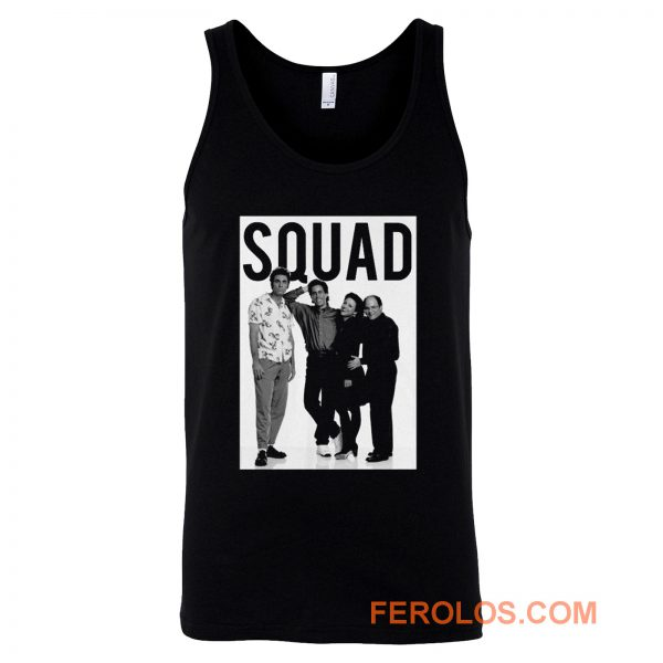 Squad Family Ever Tank Top
