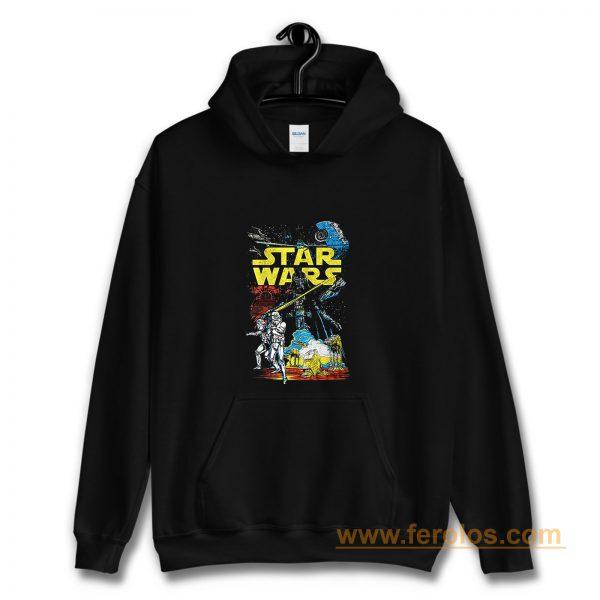 Star Wars Classis Movie Hoodie