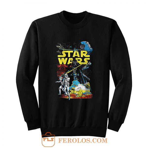 Star Wars Classis Movie Sweatshirt