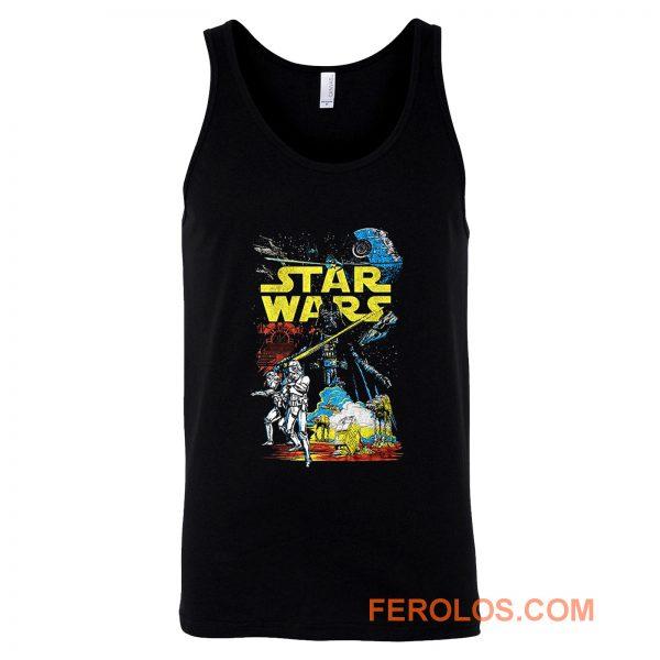 Star Wars Classis Movie Tank Top
