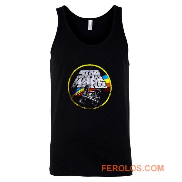 Star Wars Retro Classic Logo Tank Top