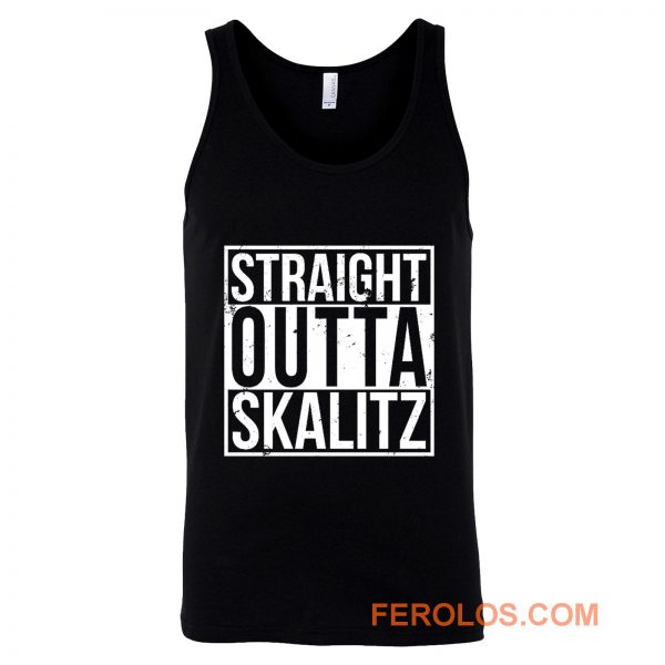 Straight outta Skalitz Tank Top