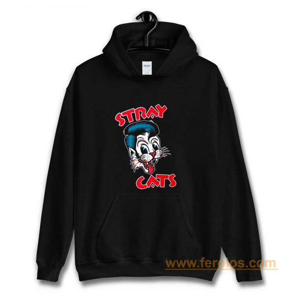 Stray Cats Hoodie