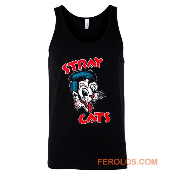 Stray Cats Tank Top