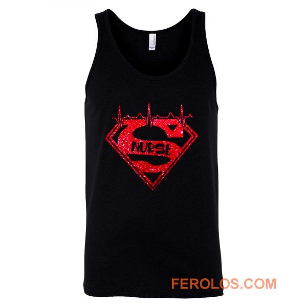 Superhero Nurse Tank Top